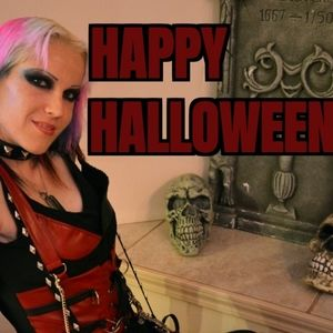 HAPPY HELL-O-WEEN ♥ 💀💀